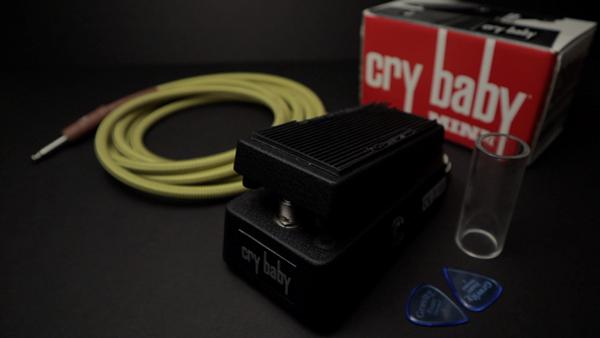 The Cry Baby Mini Wah CBM95
